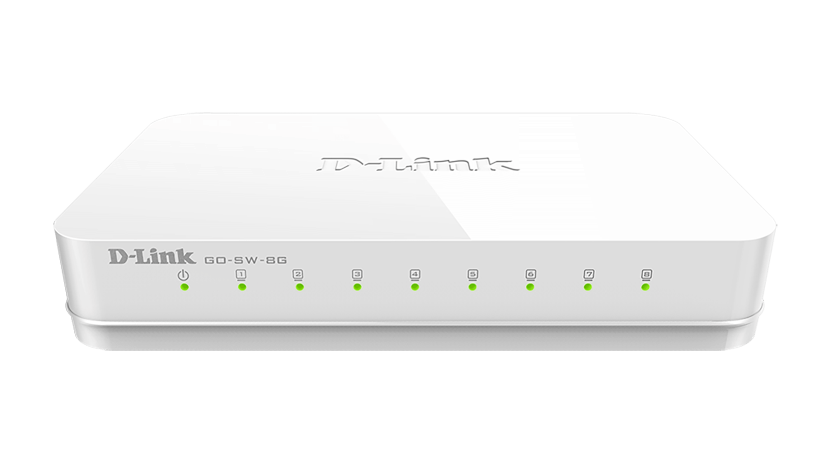 GO-SW-8G 8-Port Gigabit switch