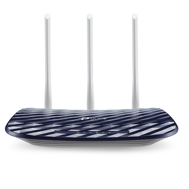 Wifi router Archer C20 V4 AC750, wifi dualband router