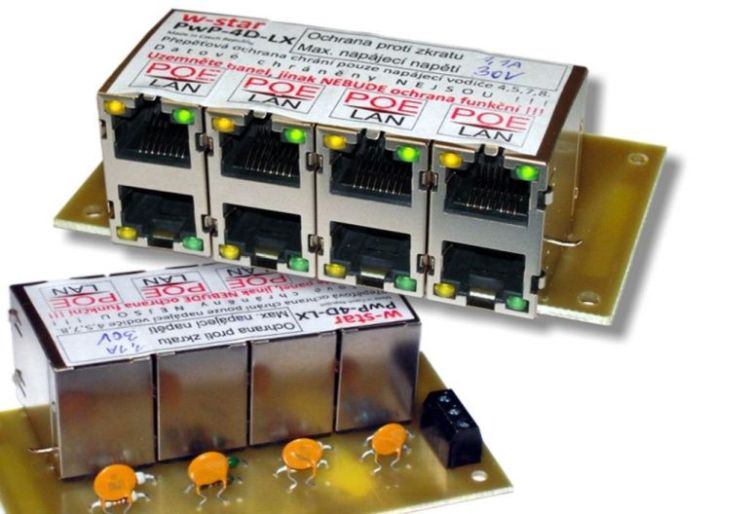 power panel napájecí droj